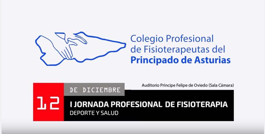 I Jornada Profesional de Fisioterapia: Deporte y Salud