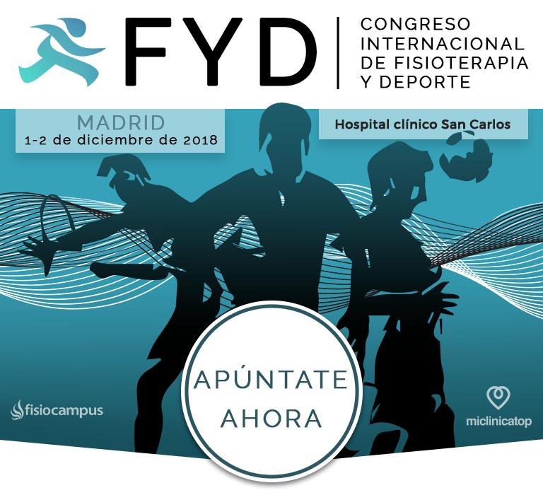 ACUERDO Congreso Internacional de Fisioterapia y Deporte FYD