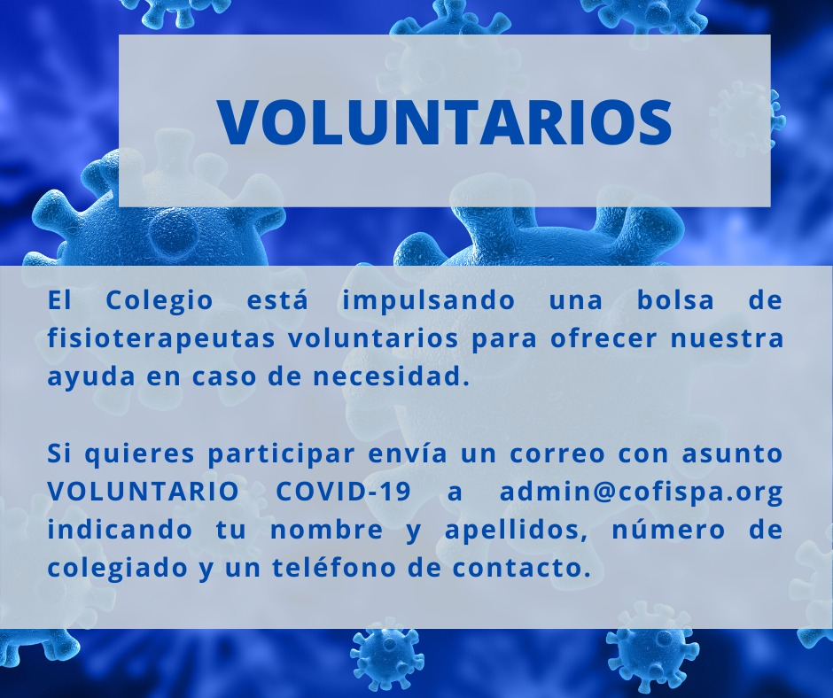 VOLUNTARIOS COVID-19